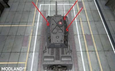 VK 168 armor angle help 2 [1.2.0], 1 photo